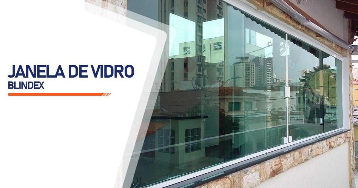 Janela De Vidro Blindex Cascavel