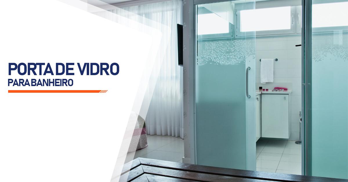 Porta De Vidro Para Banheiro Cascavel