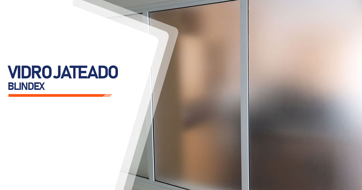 Vidro Blindex Jateado Cascavel