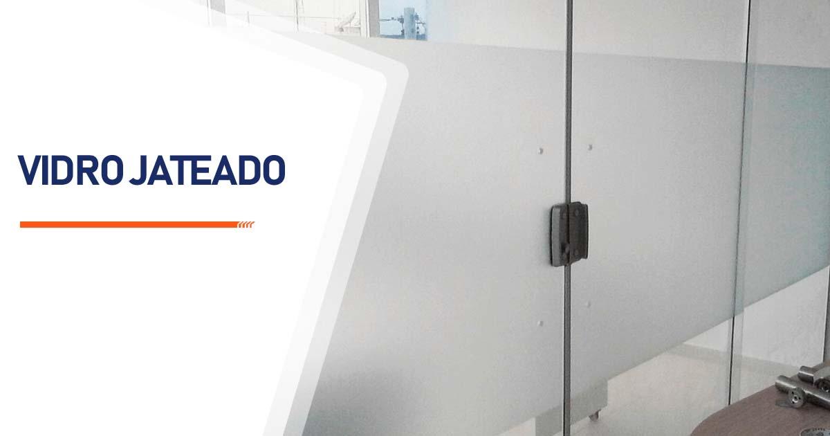 Vidro Jateado Cascavel